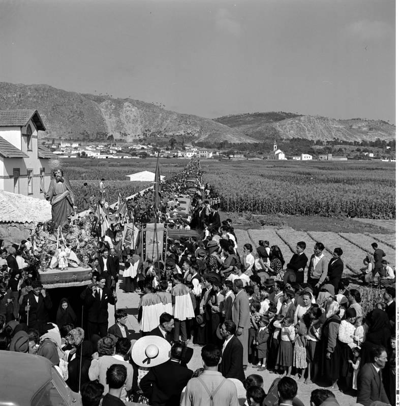 RTUR PASTOR - ARQUIVO MUNICIPAL DE LISBOA | S. BARTOLOMEU DO MAR